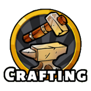 Crafting icon
