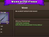 Wand of Swiftness