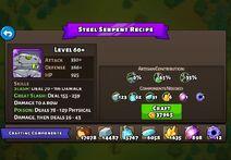 Stell Serpent recipe