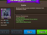Shimmering Cloak