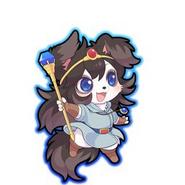 Sengoku Puzzle Animal Daikassen - Ki