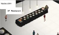 Train city Resturant