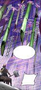High leech monk bamboo spears