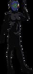 Hwa Ryun Suit Anime