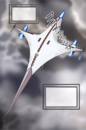 High speed warship