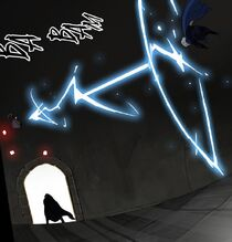 Maschenny Style Lightning Spear - Lanza de Relampago
