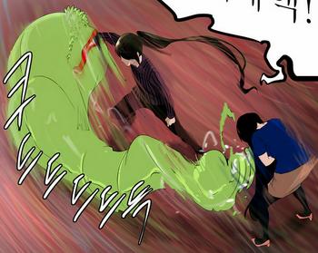 Green Parasite