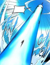 Dangan Style Lightning Strike