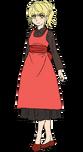Rachel anime design