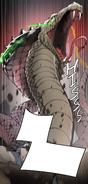 458 odd eye giant cobra