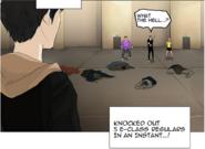 Baam's martial arts aftermath