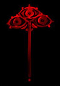 Crest of The Crimson Three Eyes