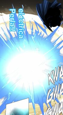 Maschenny Style Lightning Spear - Electrica Perla