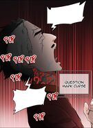 Question mark curse