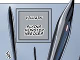 Flying Monster Needles