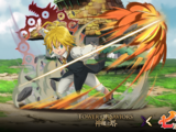 Meliodas the Dragon Sin of Wrath