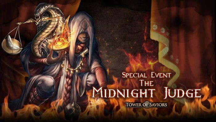 The Midnight Judge