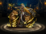 Inanna the Lady of Lunar