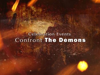 Confront The Demons