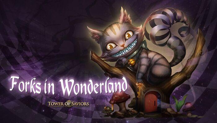 Wonderland-Forks