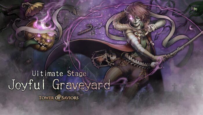Joyful Graveyard