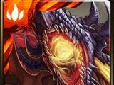 Chief of Infernal Blaze - Shuten-dōji