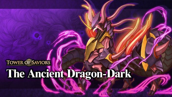 The Ancient Dragon - Dark