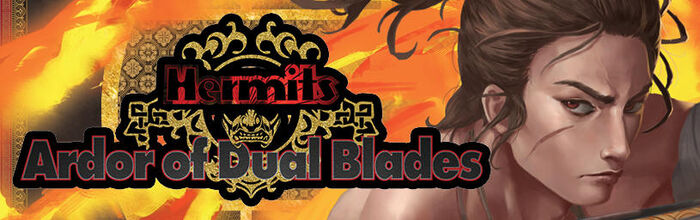 Ardor of Dual Blades