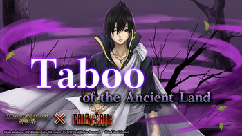 Taboo of the Ancient Land