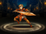 Blazing Swordsman Sean