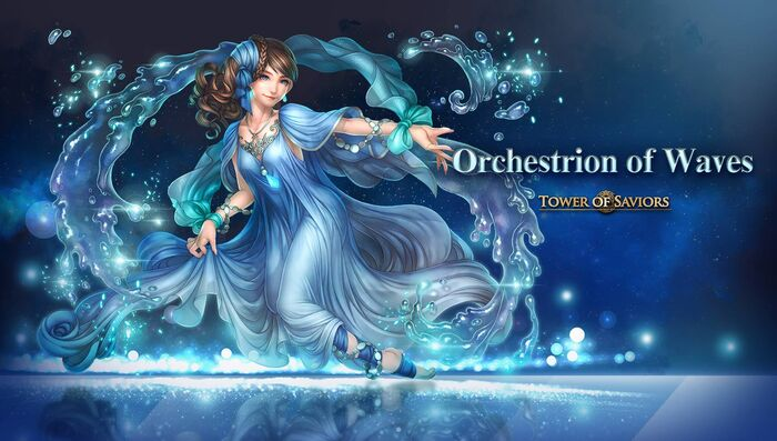 Orchestrion of Waves