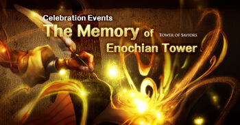 The Memory of Enochian Tower