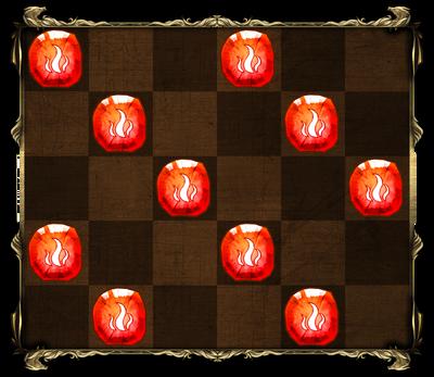 Strike of Fiery Claw - EX 1