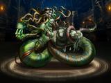 Medusa the Shattering Eyes