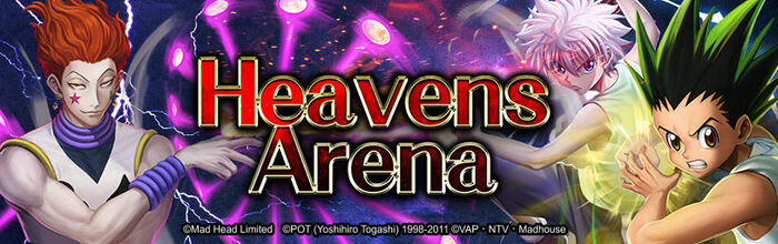 Heaven's Arena