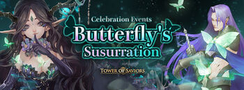 Butterfly's Susurration