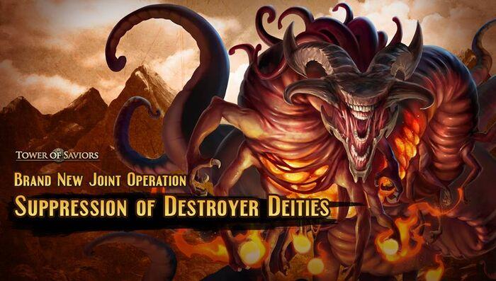 Suppression of Destroyer Deities