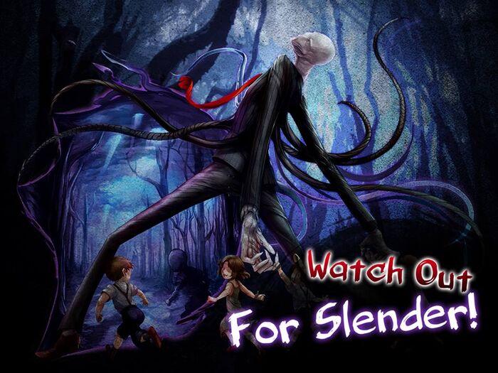 Legend of the Slender Figure