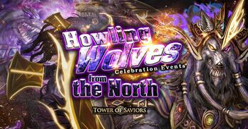 Howling Wolves from the North