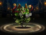 Emerald Monk