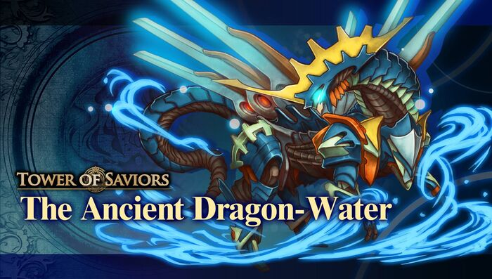 The Ancient Dragon - Water