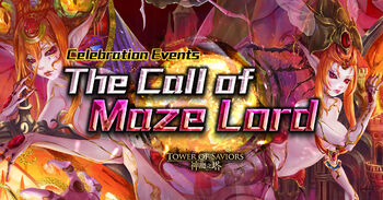 The Call of Maze Lord