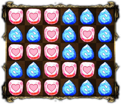 Water and Heart Encirclement - 39 1