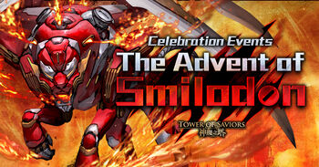 The Advent of Smilodon