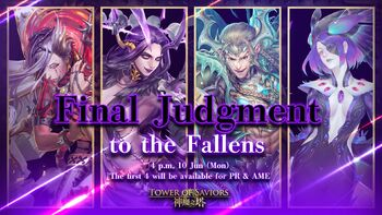 Final Judgment to the Fallens