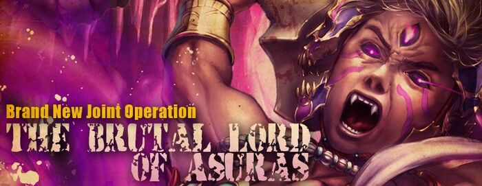 The Brutal Lord of Asuras