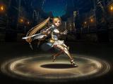 Luna the Saintly Warrior