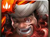 Evil-purging Dragon of Flames - Piasa