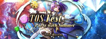 TOS Fest – Party with Summer