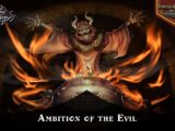Ambition of the Evil